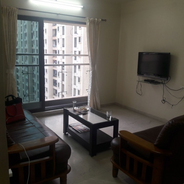 Thane 1,2,3 bhk service apartment near Dmart Hypercity-Ghodbunder road service apartment