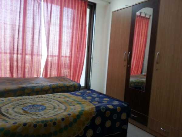 new furnished 1rk studio apartment on rent off hill road bandra west