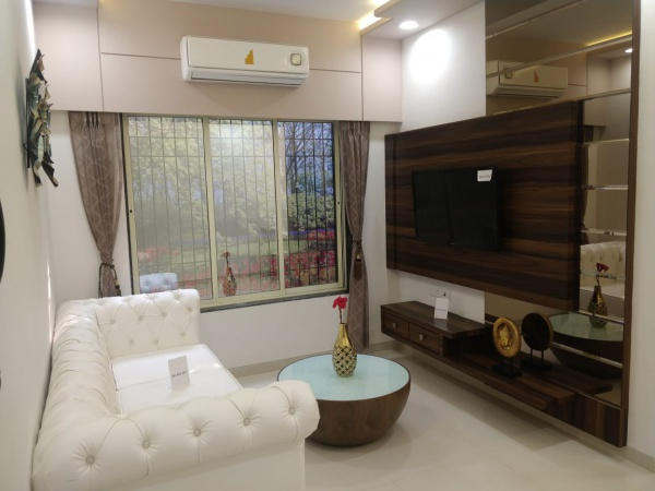 Vasai 1 bhk for sale luxury flat - one two bhk sale Vasai east