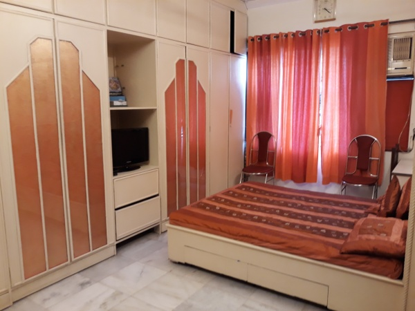 Paying Guest - PGpg rooms, rental flatmates near Google Mumbai & Abbott office - BKC flatshare in 2, 3 bhk flats near Abbott & Google Mumbai