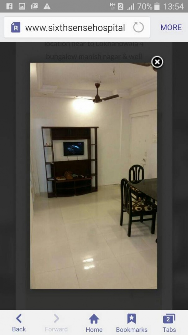 SEEPZ 1,2BHK serviced apartment near BSH household appliances MIDC Andheri