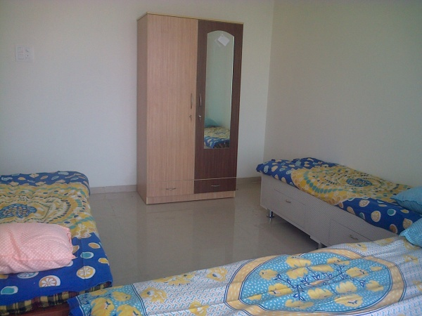 Hiranandani gardens Powai get student pg paying guest near IBS College