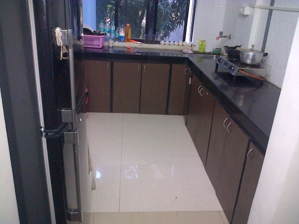 Daily weekly 1,2 bhk service apartment near kokilaben hospital