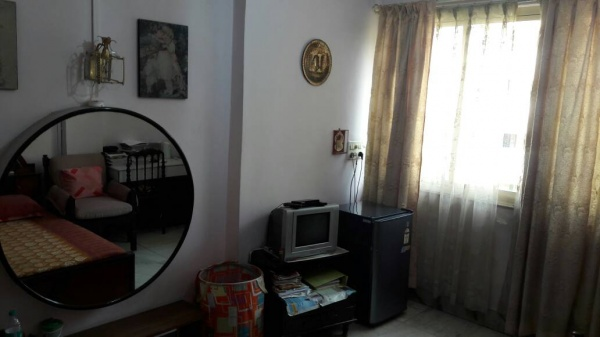 1,2 PG rooms near Reliance Corporate Park MIDC Millennium Business Park-Ghansoli paying guest